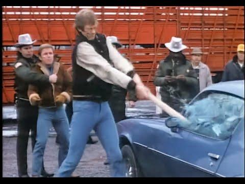 Walking Tall/ Camaro bashing scene