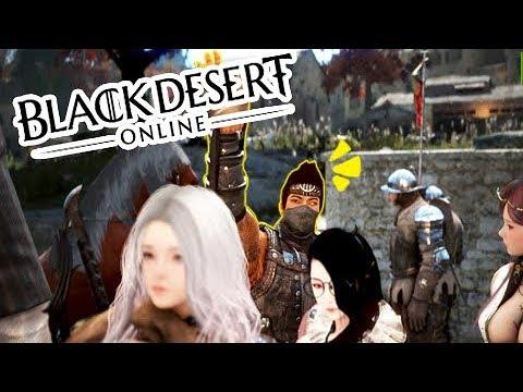 Black Desert Online : ตอนแรกว่าจะมาเล่นขำๆ แต่ไปไกลล่ะ!