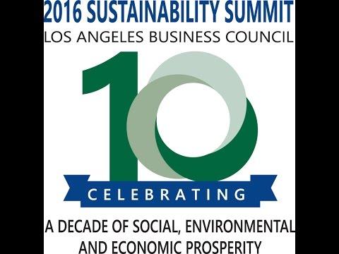 LABC 2016 Sustainability Summit