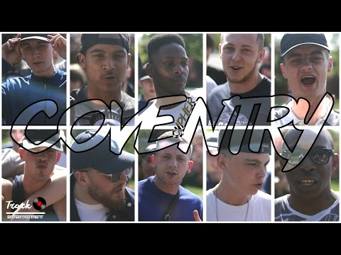 #TRE Coventry Memorial Park Cypher Ft. Skatta, Shadow CV6, Subzero, Jedi, Quinny, Trix & More