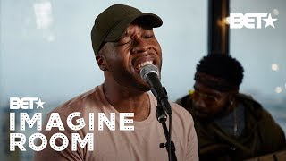 Gene Noble Delivers Two Incredible Love Songs Performances In The Imagine Room