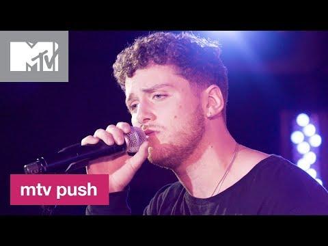 Bazzi Performs 'Beautiful' 🎼 (Live Performance)   MTV Push