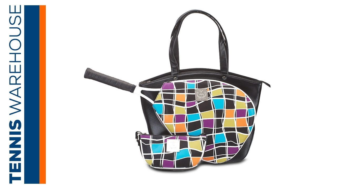 Court Couture Cassanova Tennis Tote Bag