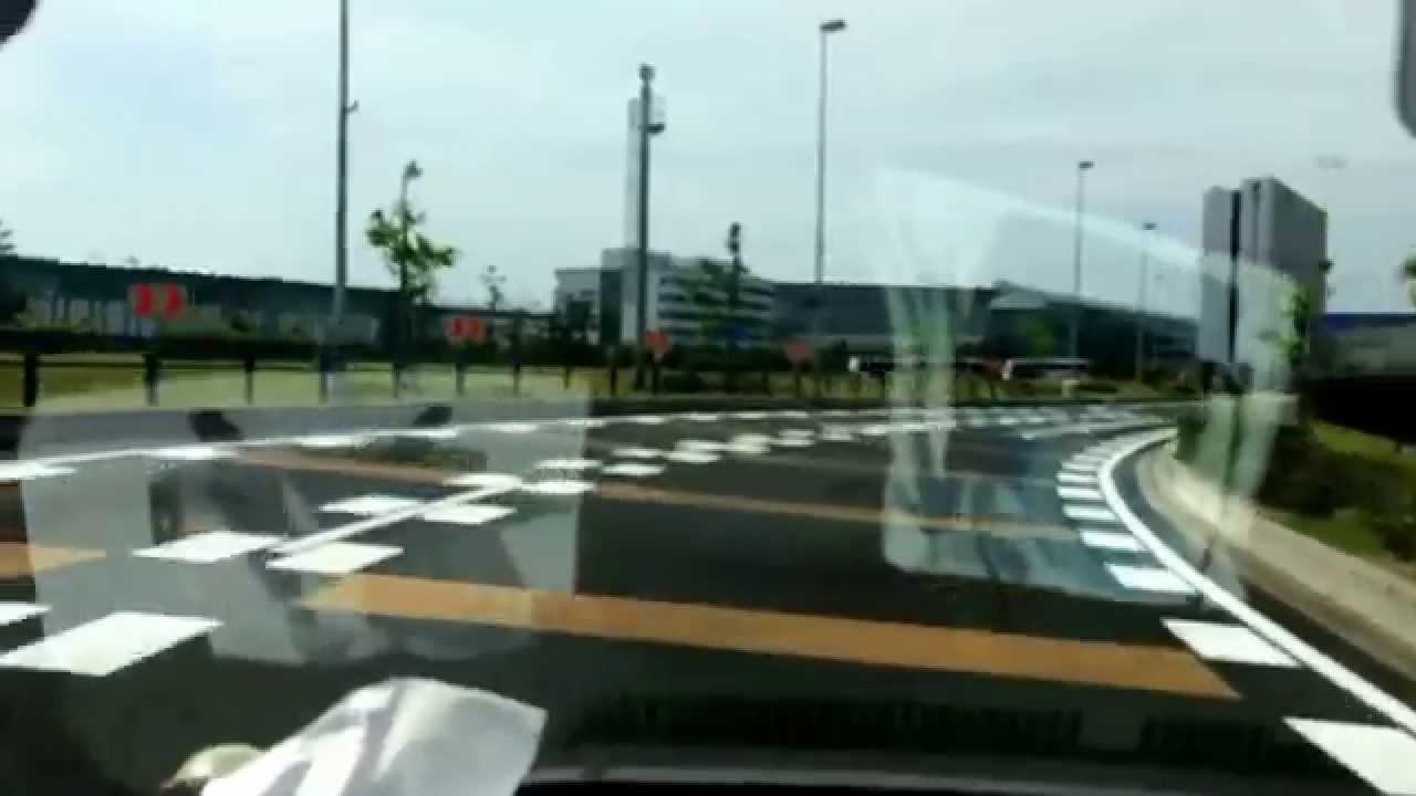 Aeroporto Nagoya : Aeroporto internacional de nagoya youtube