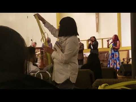 First Charity Baptist Praise Team Baltimore Md 25/03/18 Pastor Hollis Neal