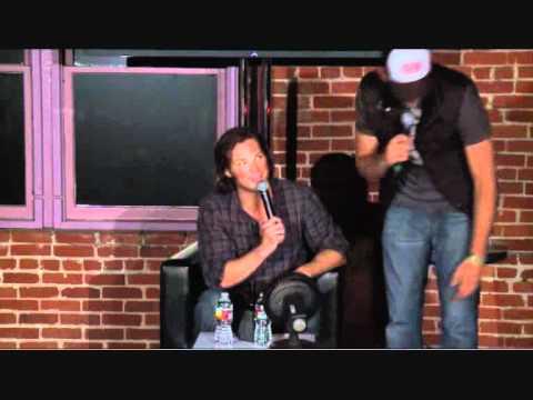 Nerd HQ 2011 - Jared Padalecki