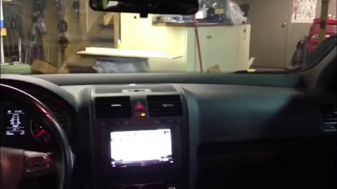 2010 vw jetta tdi sound system video muntz av