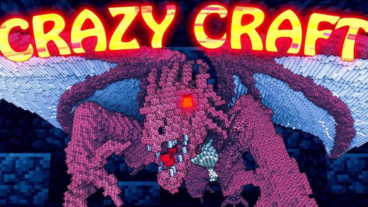 Crazy Craft Boss List