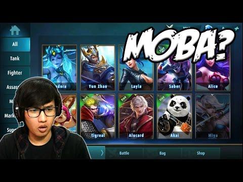 Tegang Banget Ini   Mobile Legends - Indonesia   Android MOBA