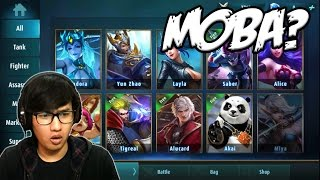Tegang Banget Ini | Mobile Legends - Indonesia | Android MOBA