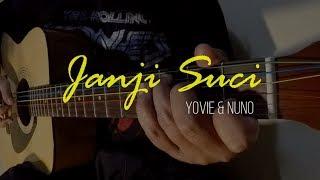 Janji Suci - Yovie & Nuno (Cover) Gitar Fingerstyle