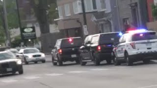 Something Big is Going Down With the Police