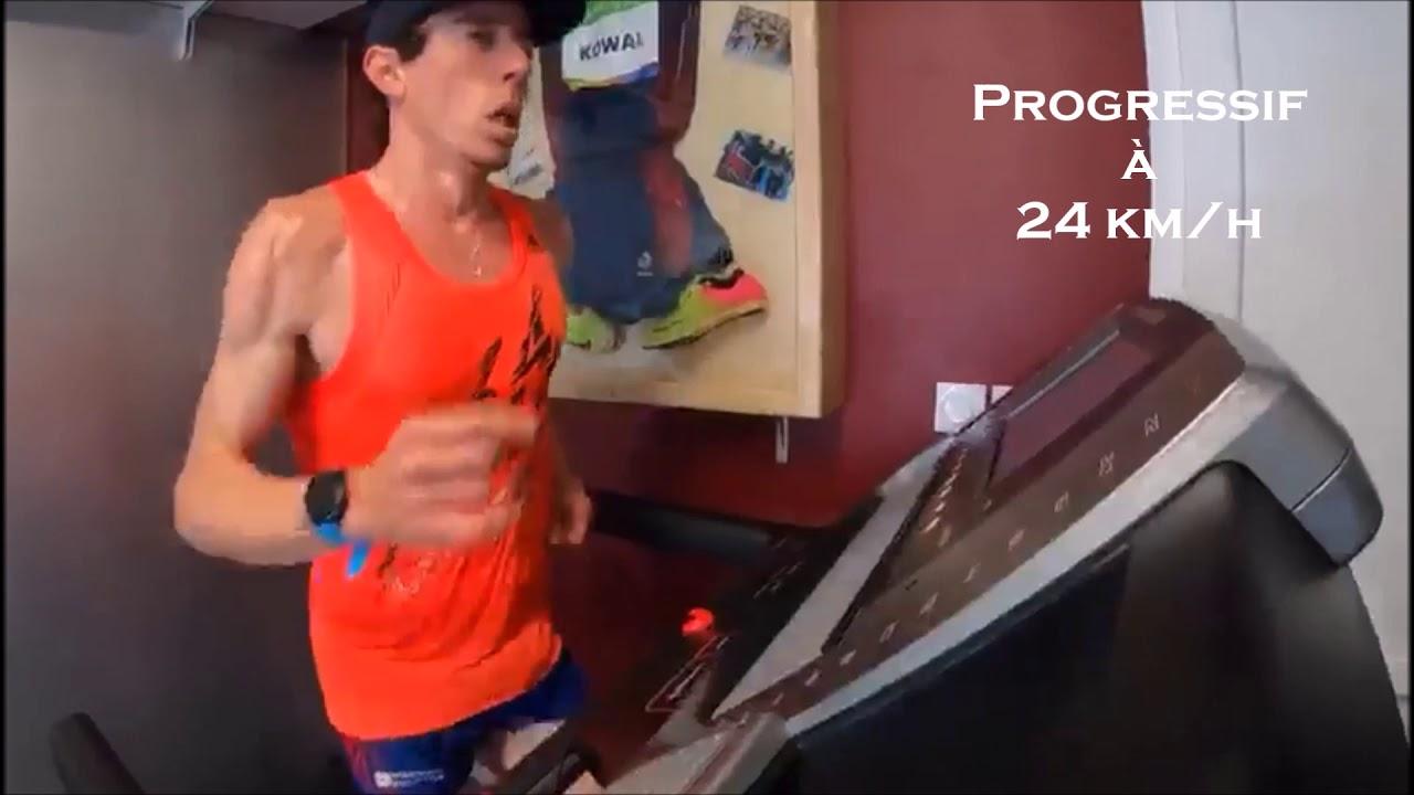 TrainingDay Confinement #2 : Yoann KOWAL ✦ 10km : 28'27 | 3000m Steeple - YouTube