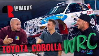 Toyota Corolla WRC I Philip Geipel´s Garage - Teil 2 - RAD48 - L8Night Serie #5