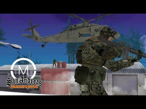 Trailer SA-MP Battlefield 2