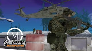 Trailer SA-MP Battlefield 2