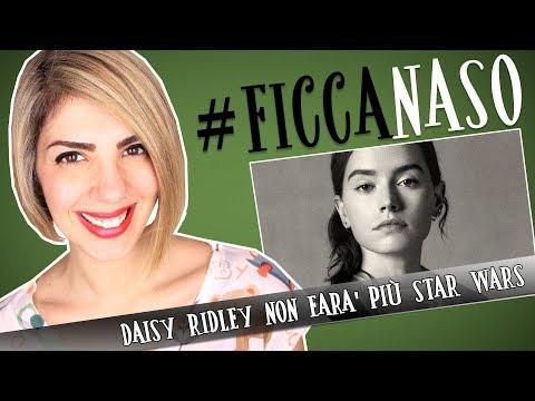 DAISY RIDLEY non sarà più REY | #Ficcanaso