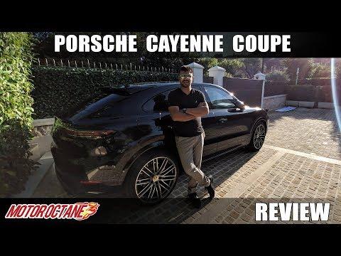 Porsche Cayenne Coupe Review   Hindi   MotorOctane