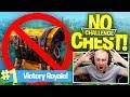 NO CHEST CHALLENGE - FORTNITE BATTLE ROYALE