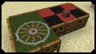 ✔ Minecraft: How to make a roulette ta...