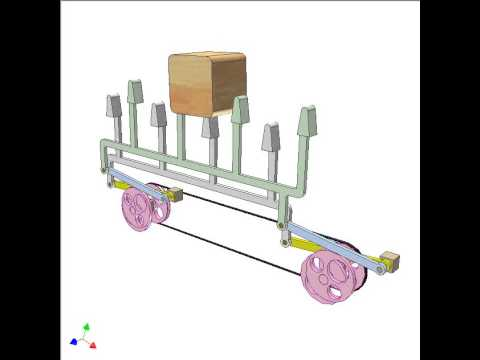 Transport mechanism 4