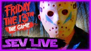 JASON WIRD GEMOBBT   Friday 13th Live   Sev