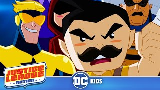 Justice League Action | Booster Watchtower Tours | DC Kids