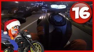 VISION A MOTO #16 Mais qu'il est con celui-ci ! 😋