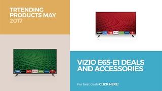 Vizio E65-e1 Deals And Accessories Trtending Products May 2017