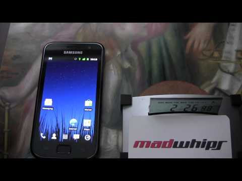 Samsung Galaxy S - How To Upgrade Android 2.2.1 Darky's Custom ROM Gingerbread Edition