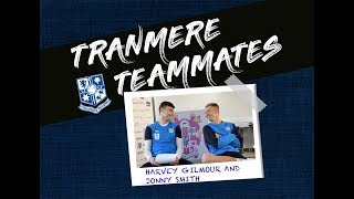 Video Tranmere Teammates | Jonny Smith v Harvey Gilmour - Who do they think is our slowest player? download MP3, 3GP, MP4, WEBM, AVI, FLV Oktober 2018