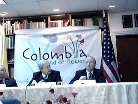 Colombia Land of Flowers and homeless
