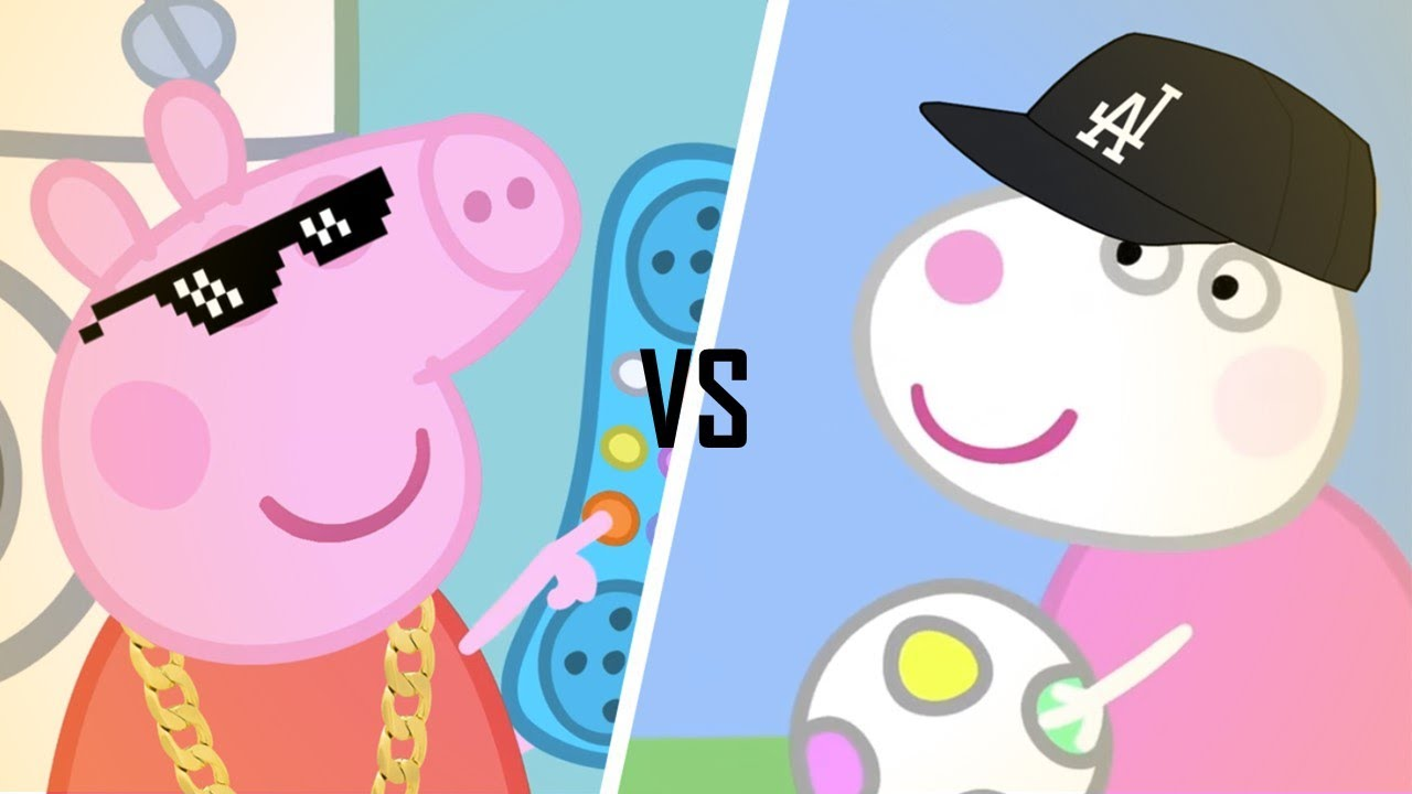 Peppa Pig - Supa Hot Fire!