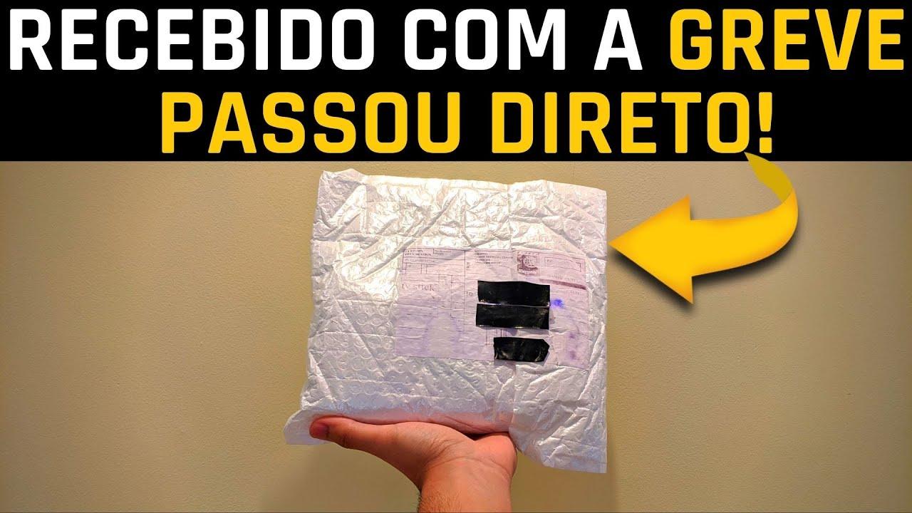Unboxing de Compras Aliexpress: PASSOU DIRETO PELA ALFANDEGA!