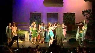 """From thy dark exile, thou art sumonned"" Iolanthe 2011, Light Opera Sacramento"