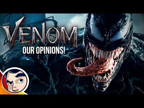 Venom Opinions! - CTV New Podcast! TV Show & Movies!