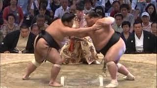 Июльский турнир по сумо 2014 года, 07-09 дни Hагоя Басё Nagoya Basho