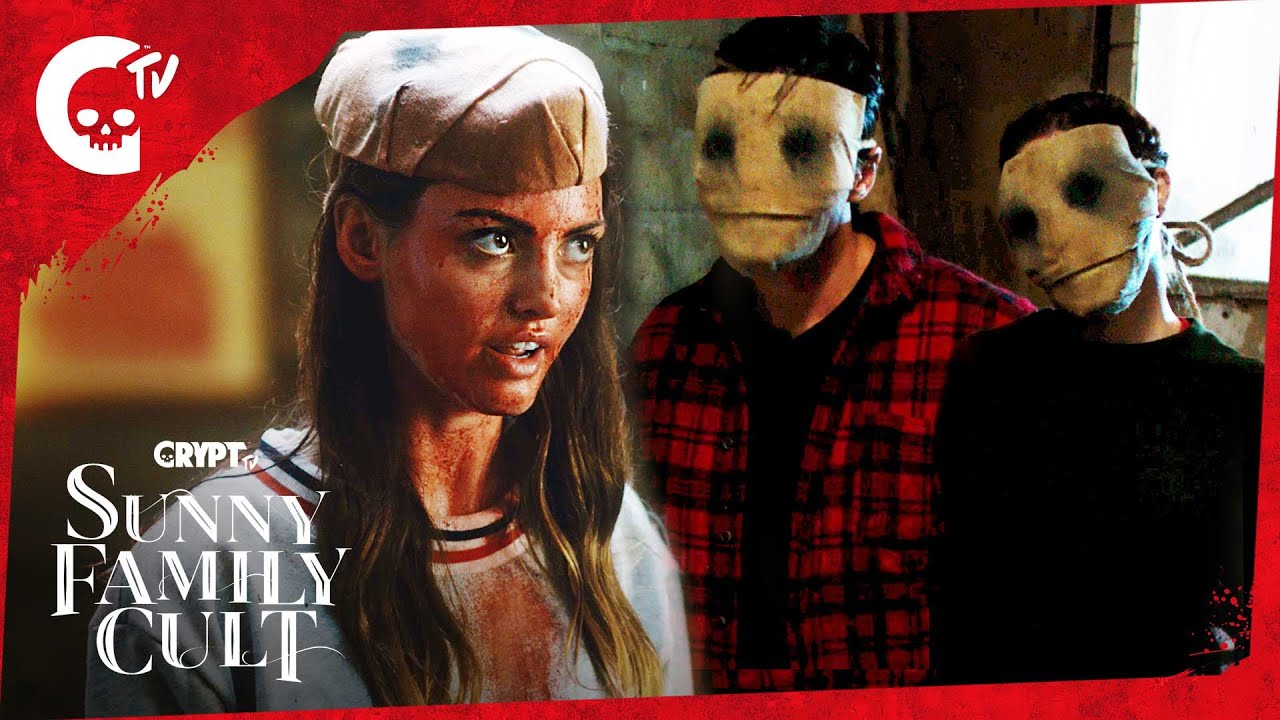 Download SUNNY FAMILY CULT | SEASON 1 SUPERCUT | Scary Series | Crypt TV