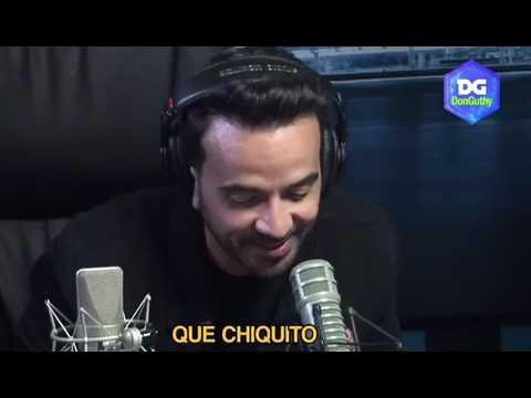 Luis fonsi x chino aguacate - despacito (radio show)