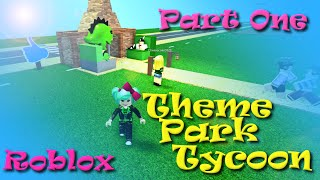 ROBLOX | Theme Park Tycoon | GREEN | SallyGreenGamer