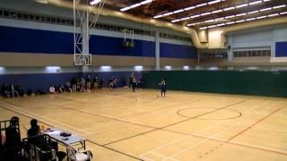 2014年 第三屆健康盃籃球錦標賽 (W19) 決賽 第一圈