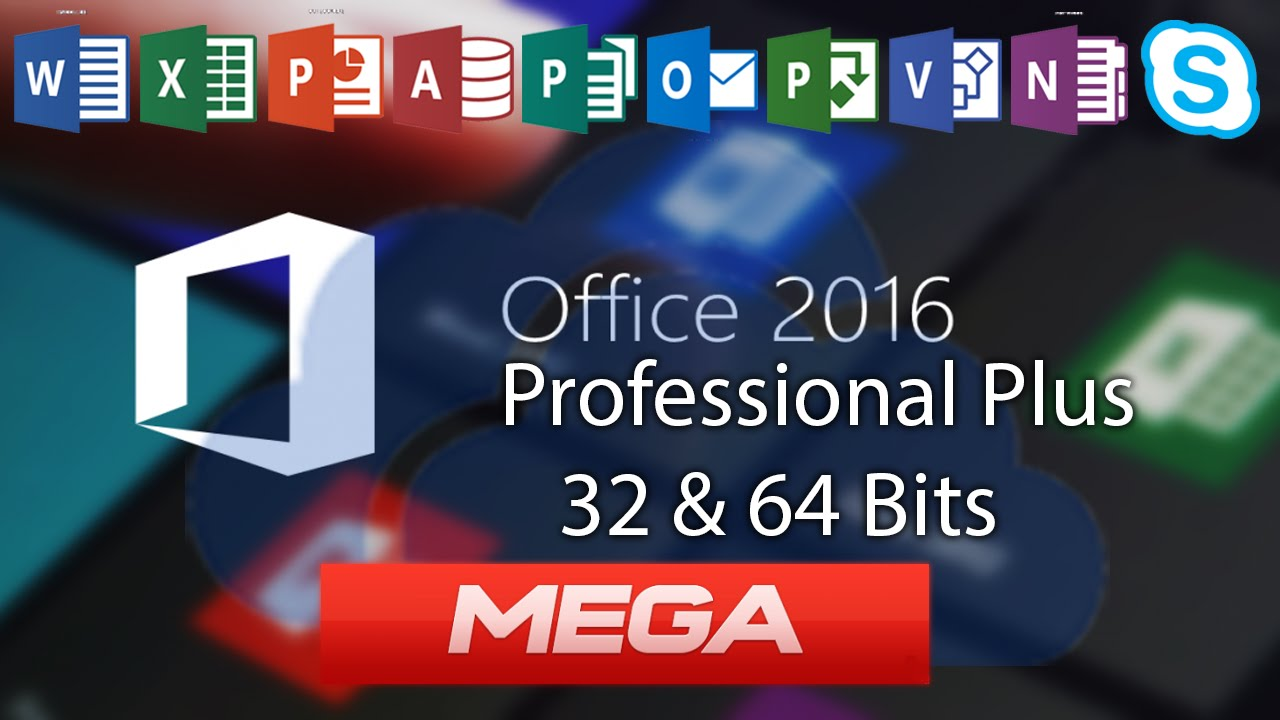 Microsoft office 2016 professional plus 32bit download free