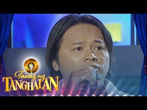 """Tawag Ng Tanghalan: Jan Jan Lopez - """"Carrie"""""""