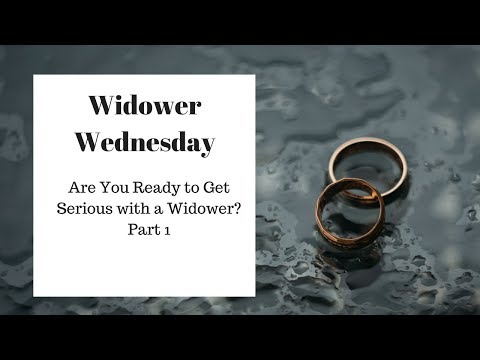 widower dating