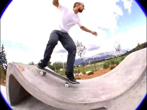 Colorado Springs skate park