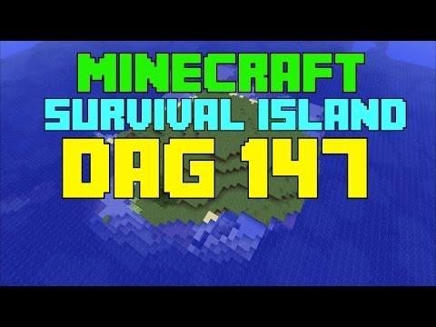 Minecraft - Survival island - Dag 147 '''De kamer is af!''