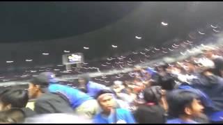 Pelemparan Oleh Bobotoh di Akhir Laga Persib Bandung Vs Persija Jakarta (22/7/2017)
