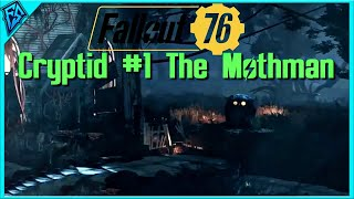 Fallout 76 West Virginia Folklore   Cryptid #1 - The Mothman