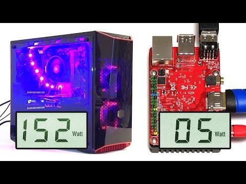 PC & SBC Power Consumption
