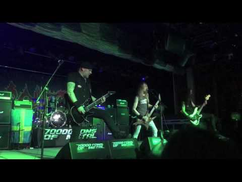 "GRAVE ""And Here I Die...Satisfied"" Live at 70,000 Tons Of Metal 